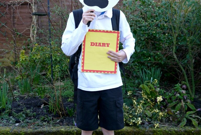 aaa537c23 Diary of the Wimpy Kid Costume- World Book Day