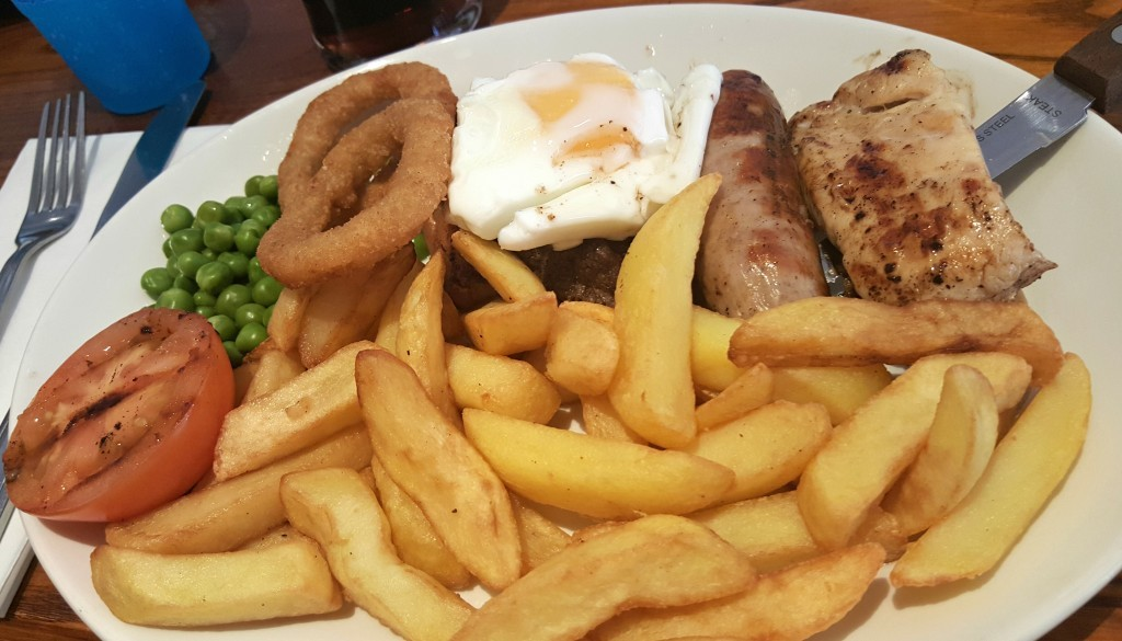 clarence-pier-brewers-fayre-mixed-grill