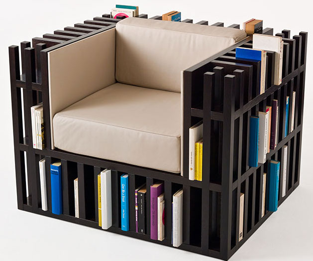 bookcase-chair