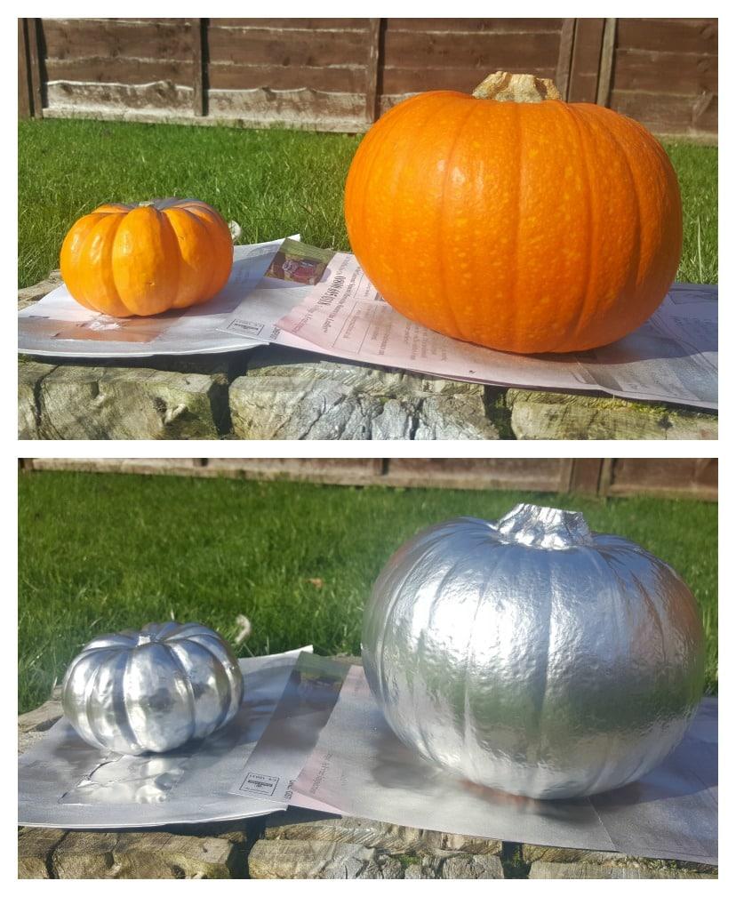 silver-pumpkins