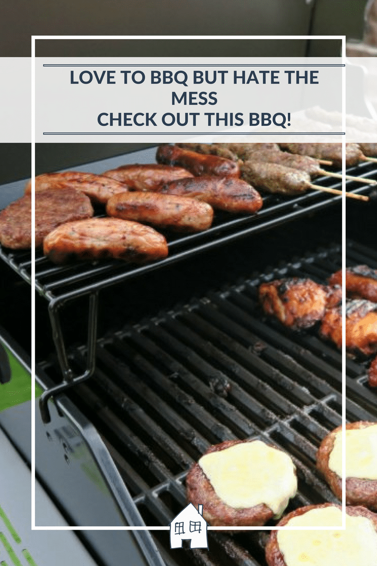 Love to BBQ but hate the mess or time a charcoal BBQ takes? Then check out this amazing BBQ, it cooks BBQ food fantastic, clean and quick to cook