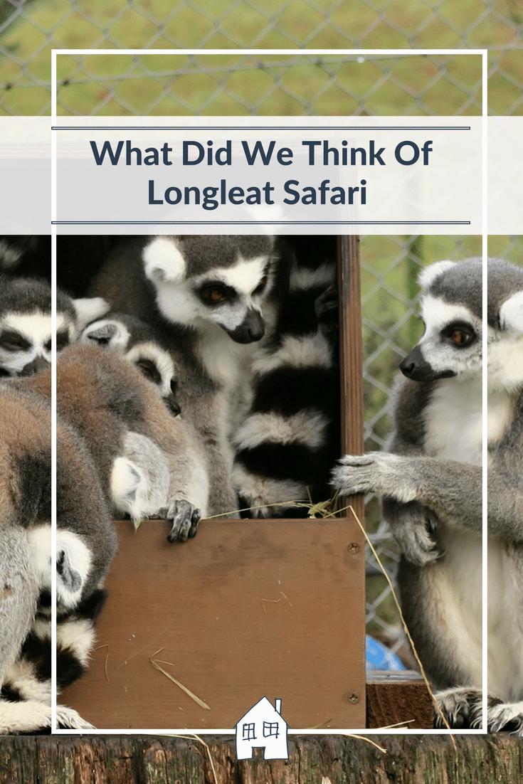 longleat Safari. See what we thought of Longleat Safari.
