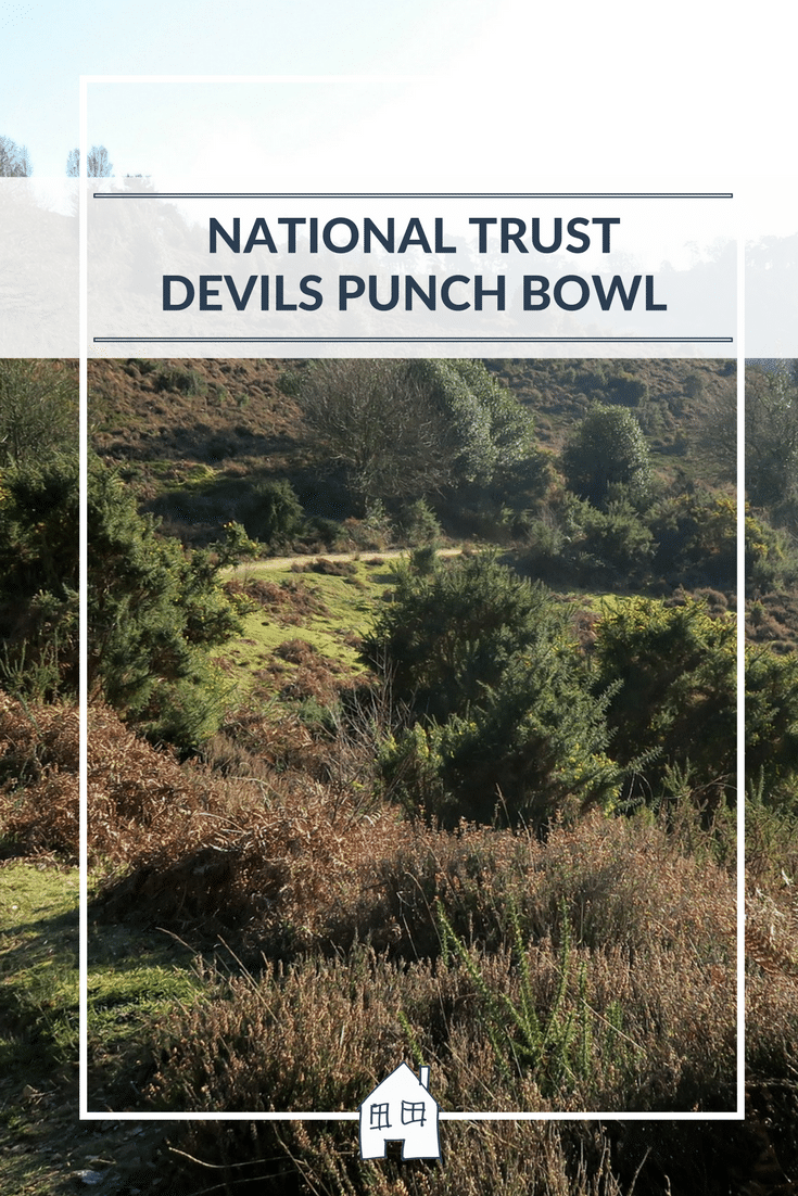 Devils Punch Bowl is a great national trust walk for families. With great views and lots of different routes