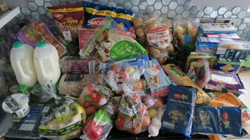 Aldi Grocery Haul Week 4