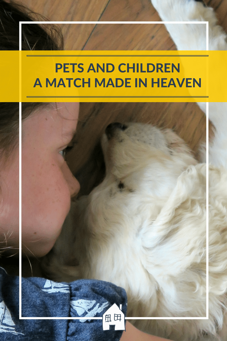 Pets and Children. Are you thinking of getting a pet, but not sure if you should with children. Take a look at a few benefits of having a pet and children together. Pets bring so many positives to a family, we love ours very much