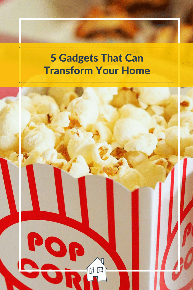 5 Gadgets That Can Transform Your Home. If you are looking for gadgets that make your home better then take a look at this list!