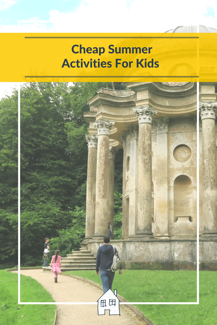 Are you looking for Cheap Summer Activities For Kidsor even free Summer Activities For Kids? The take a look at this great list of summer activities for kids to do over the summer holidays.