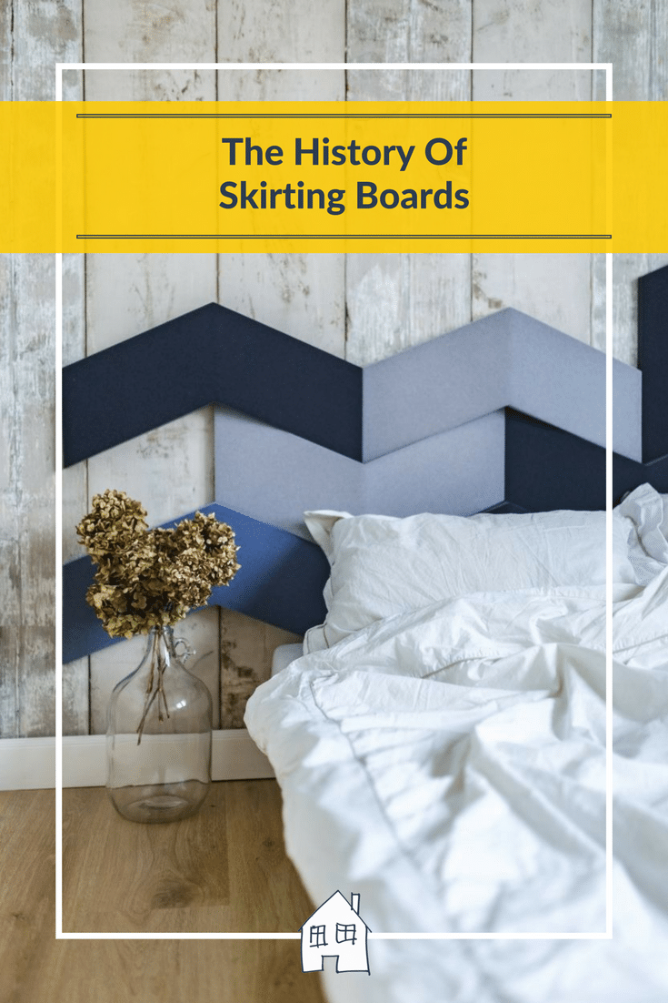 Don't know why we have skirting boards, and why we have them. Then take a look at this post, which will tell you why we have skirting boards in the home