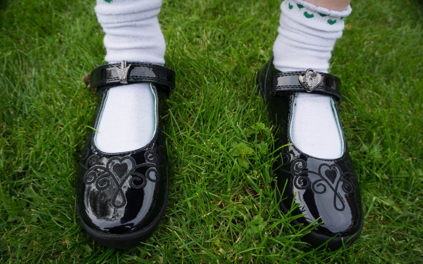 start-rite school shoes. A great brand, with really good quality shoes that are perfect for children's little feet