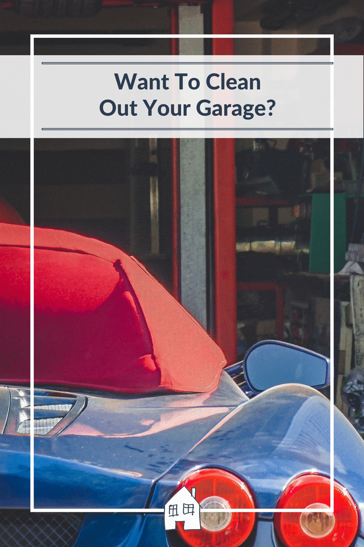 time to sort your garage space out? Then take a look at this article on how to clean out your garage. Organised a space to work, and a space to store the car! Garage storage, garage clear out