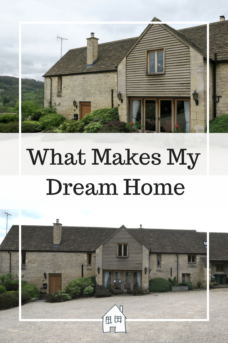 my dream home, everything I want from my dream home, a barn conversion, original features, a perfect location. A perfect barn conversion