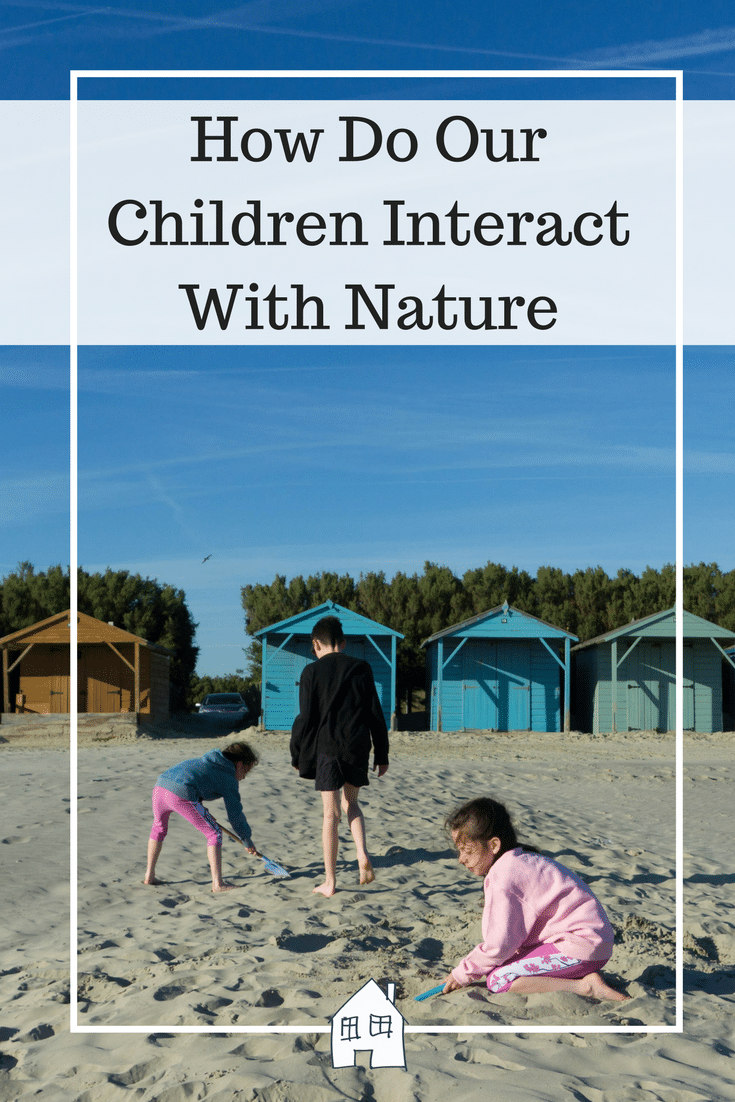 How Do Our Children Interact With Nature. Kids and nature are a great matching, see why we think kids and nature go together perfectly. Nature play