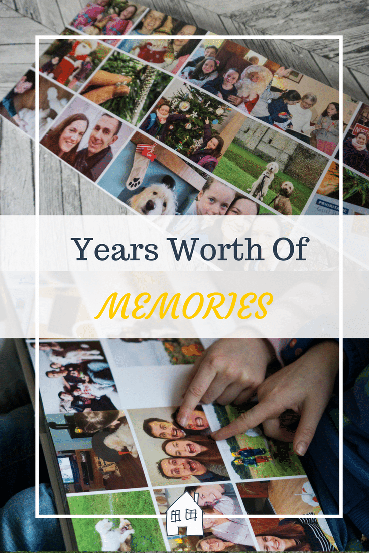 We take so many photos but we never print them. How about taking a photo every day for a year and then putting them all together! A great way of keeping memories and photos of the family. The project 365 challenge is a great way to create family memories and enjoy them together.
