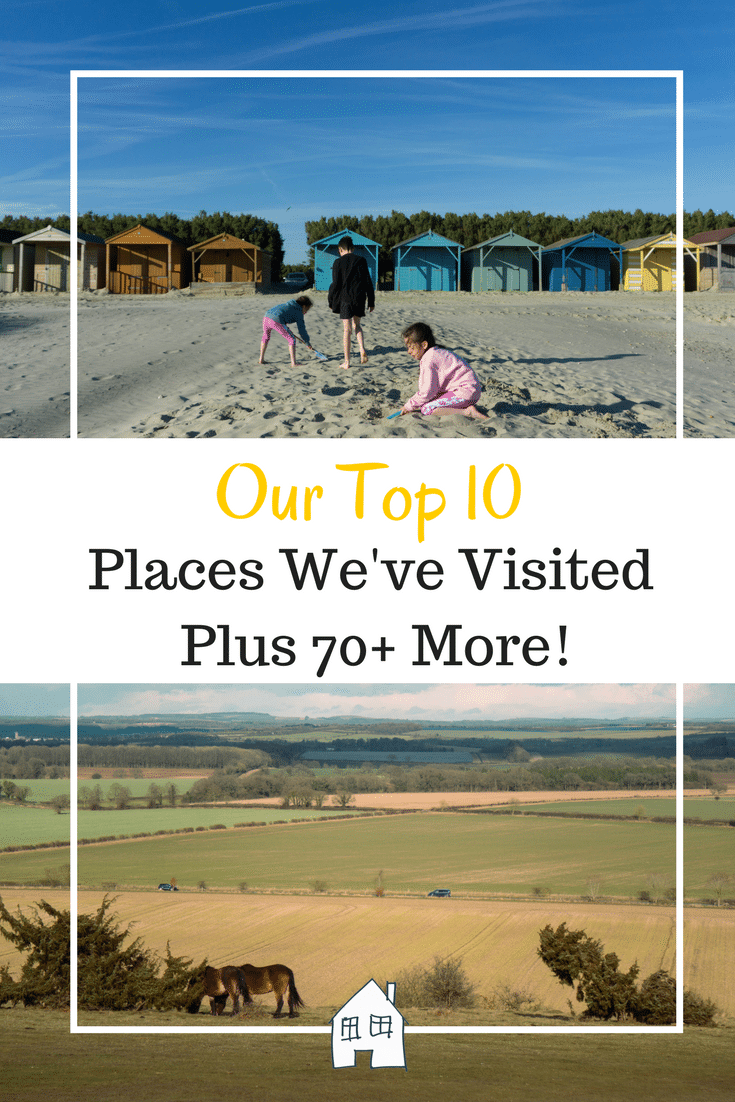 We love visiting new places so I thought I would put together my top 10 places we have visited. Family travel is fun and exciting but it doesn't have to be anywhere exotic and far away. Local UK is just as fun. Family Days Out, Family Day Out. Places to visit in the UK with kids
