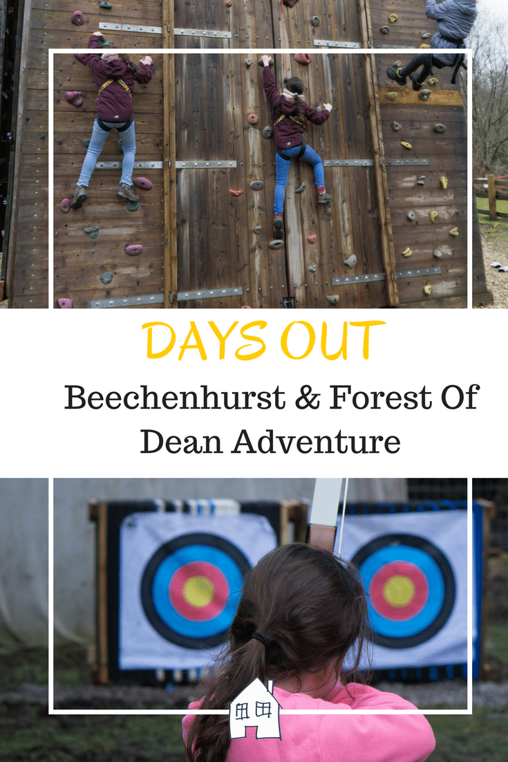 Beechenhurst & Forest Of Dean Adventure. Looking for somewhere to visit in the forest of dean? then check out our visit to Beechenhurst where we did a climbing wall and archery