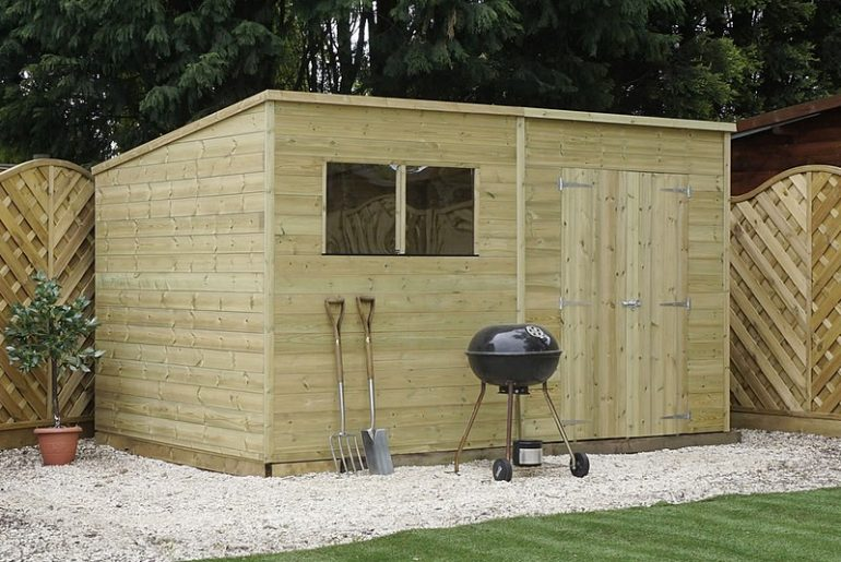 Top Tips On Buying A Garden Shed - Renovation Bay-Bee